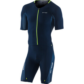 ORCA 226 Perform Aero Race Suit Heren, blue green